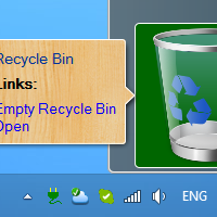 Related Links for Recycle Bin